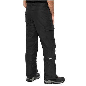 Arctix Men's Snow Sports Cargo Pants Black 3X SHRT